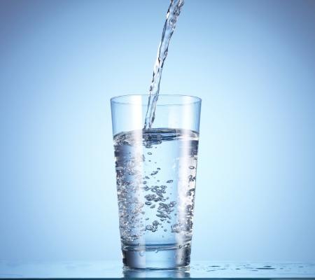 woda wszklance
